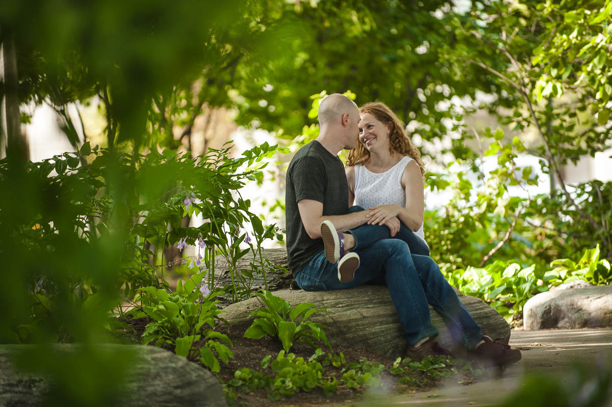 Amy & Tyler – Engaged!