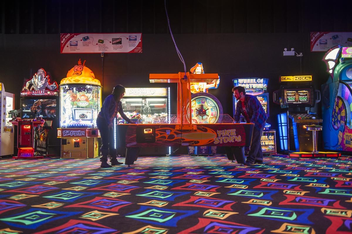 Arcade Engagement Session – Toronto Wedding Photographer